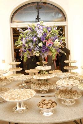 mesa doce lilas