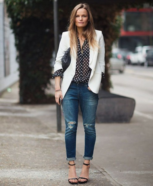 street-style-polka-dot-shirt-495x600