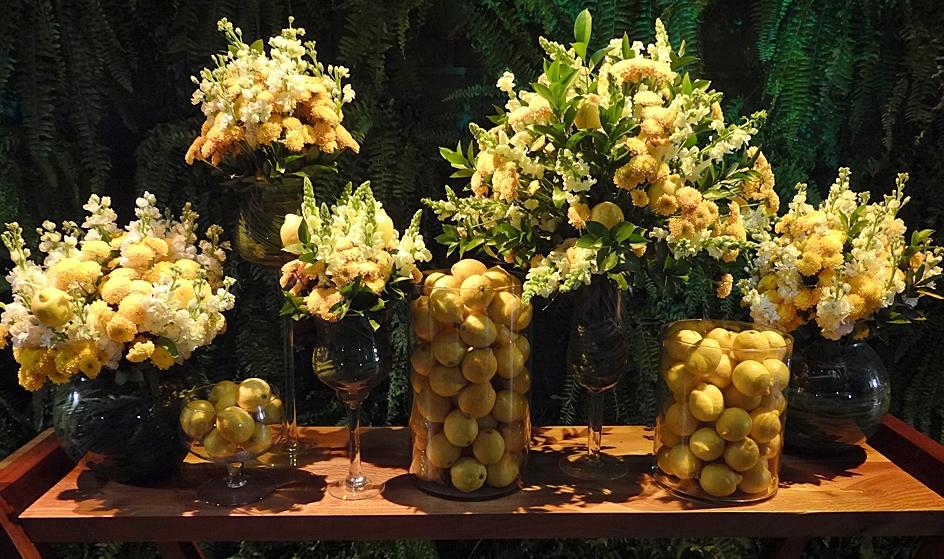 Arquivo para flores frutas decoraç u00e3o tropical arranjos Blog da Flaviana -> Decoração De Frutas Para Mesa