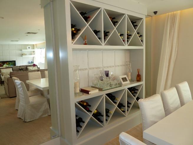 estante para vinhos