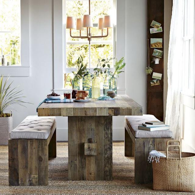 mesa com bancos futon